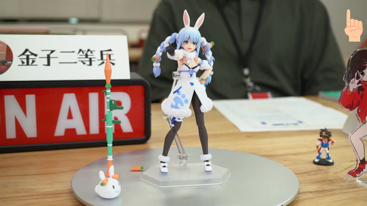 bb674b4355273f5fe3bf2b0e32027def きtら!!【ホロライブ】figma兎田ぺこら 予約開始でチェキラ!!【hololive】 KiTra! ! figma Usuda Pecora is open for reservation now