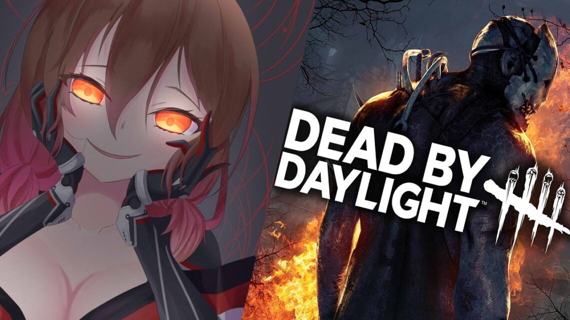 【Dead by Daylight】killer machine 初心者はじめました🔪with フブキ【ホロライブ/ロボ子さん】