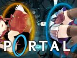 【Portal】謎の施設から抜け出せ!知育のマリンをなめるな【ホロライブ/宝鐘マリン】