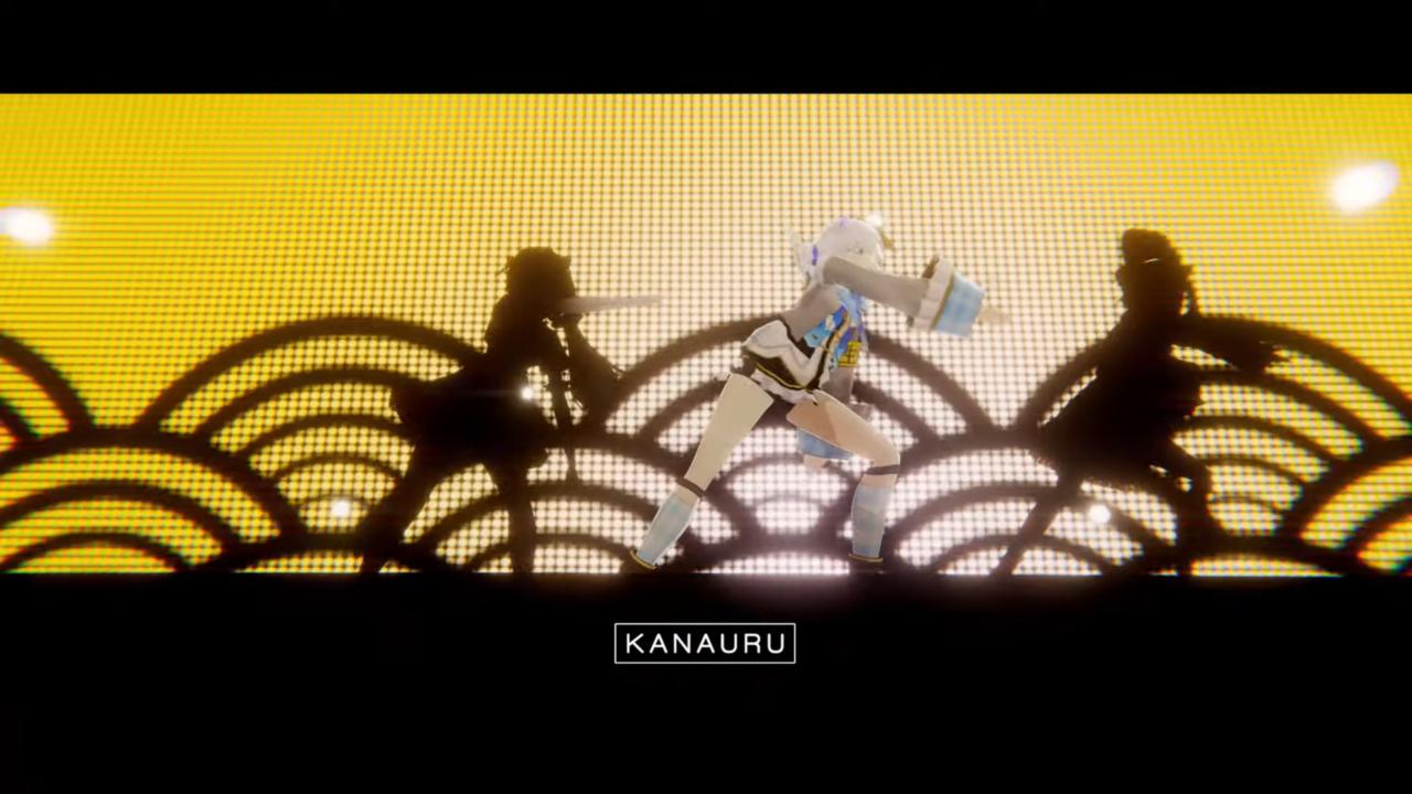 04b37e82c6076d0496c32803e5e74423 MV | Amane Kanata - SORAN BUSHI Remix 「 Kanauru Music Video 」かなたそソーラン節の単独3Dライブを成功させてしまう!?