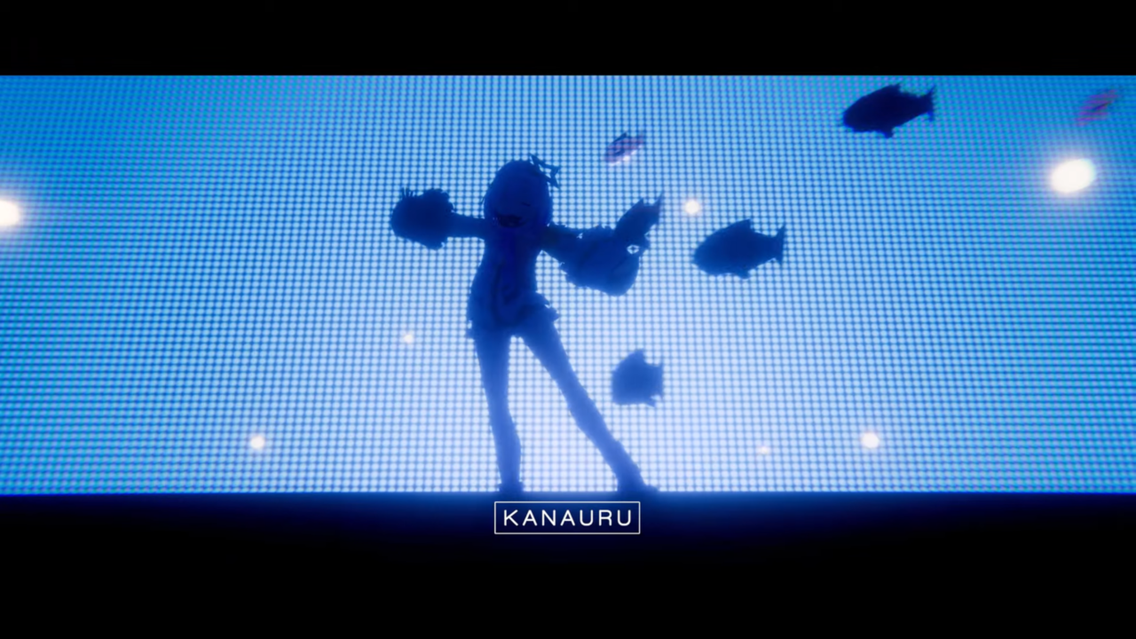 1e69d5dfd665e66ff9090b6b31779f4a MV | Amane Kanata - SORAN BUSHI Remix 「 Kanauru Music Video 」かなたそソーラン節の単独3Dライブを成功させてしまう!?