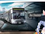 【Bus Simulator】兎田ハイパーエクスプレス出発ぺこ!!ぺこ!【ホロライブ/兎田ぺこら】