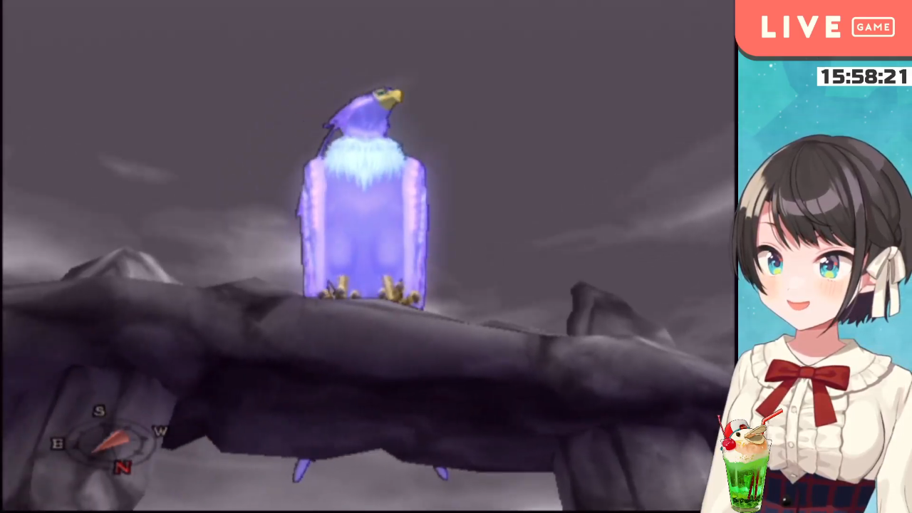 40bdc048c9ab0400c7ceec473fb19bbf 【#10】ドラゴンクエスト8!神鳥のアレ使ってみな飛ぶぞ!ついに大空スバル空を飛ぶ!※ネタバレあり