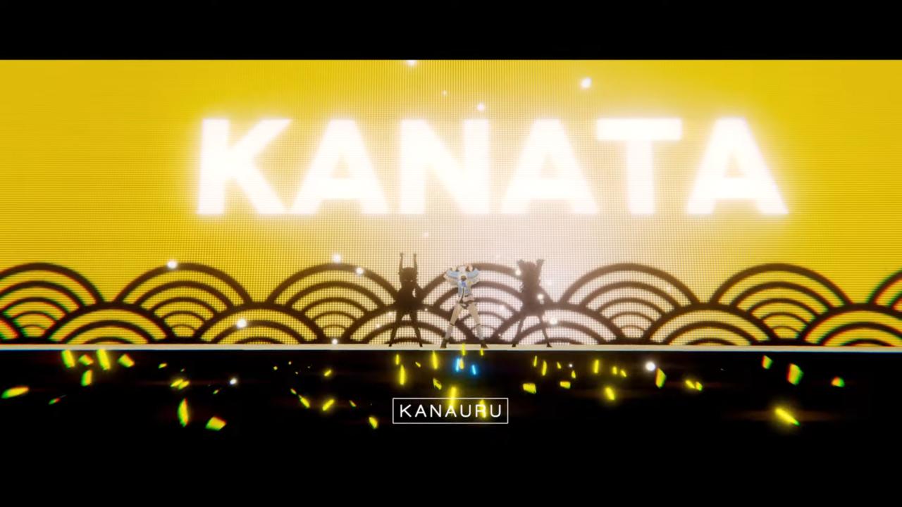 4a8e6ee382e4c9db0c60e1d030b3dc57 MV | Amane Kanata - SORAN BUSHI Remix 「 Kanauru Music Video 」かなたそソーラン節の単独3Dライブを成功させてしまう!?