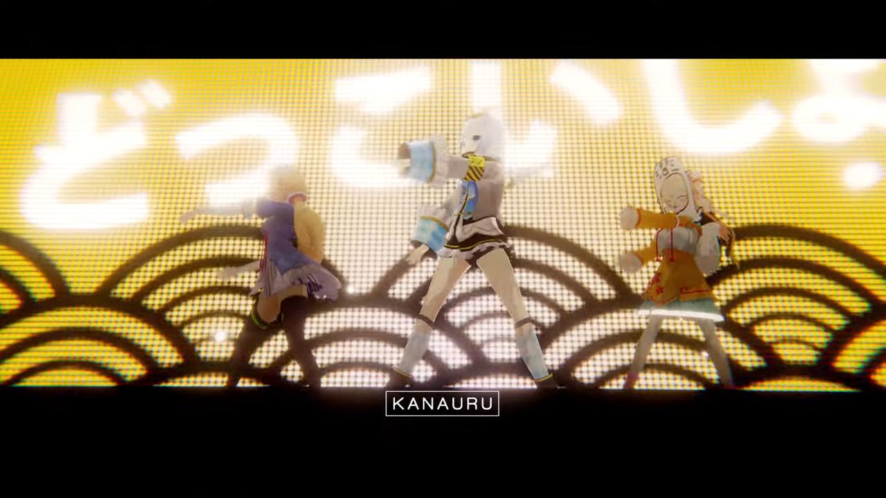 4cd97b453806cd121e57fa15d10013e8 MV | Amane Kanata - SORAN BUSHI Remix 「 Kanauru Music Video 」かなたそソーラン節の単独3Dライブを成功させてしまう!?