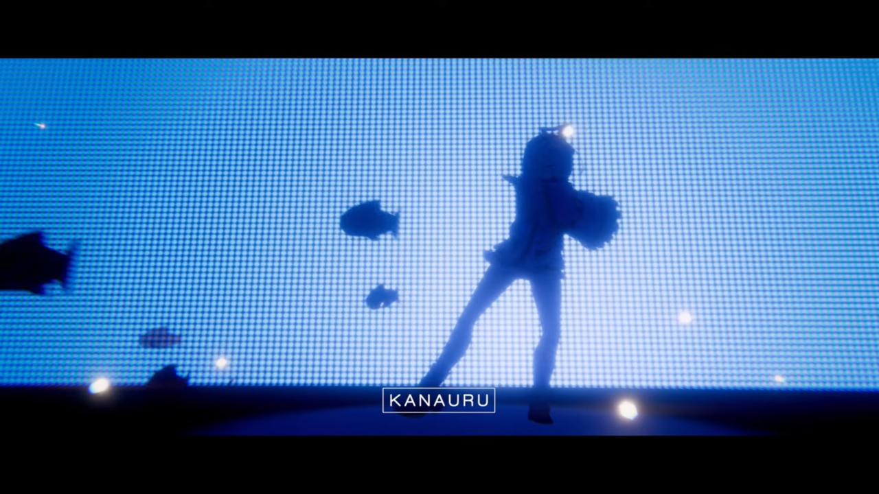8f9ff76f9b0cef6aada4933858c08171 MV | Amane Kanata - SORAN BUSHI Remix 「 Kanauru Music Video 」かなたそソーラン節の単独3Dライブを成功させてしまう!?