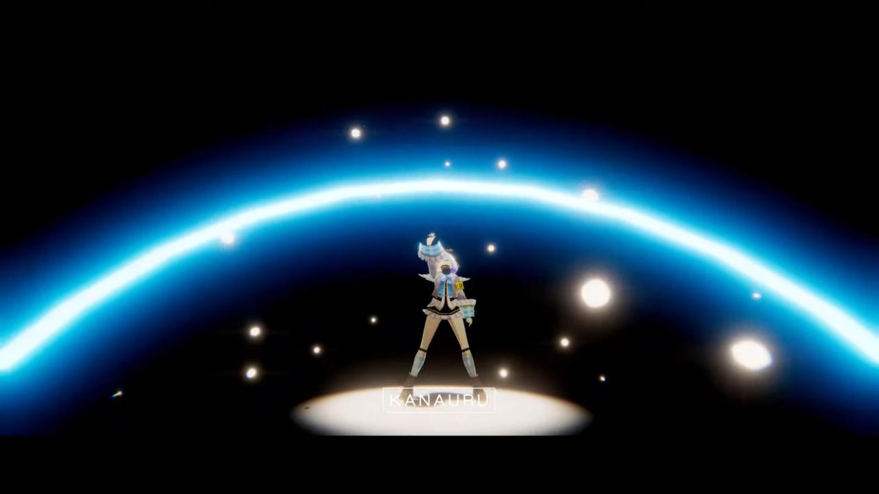 a109a03b3efc52c179cd9e09921c8e48 MV | Amane Kanata - SORAN BUSHI Remix 「 Kanauru Music Video 」かなたそソーラン節の単独3Dライブを成功させてしまう!?