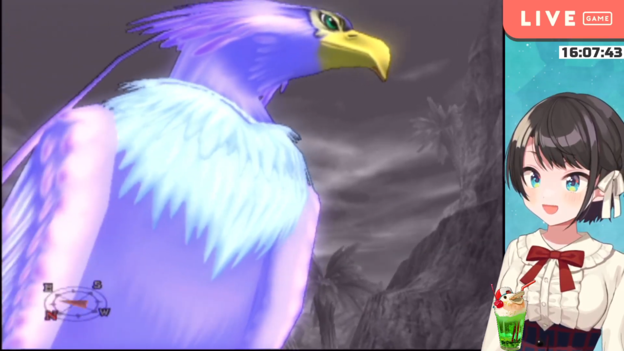 b9cfe73f66b4aa39b8bc12d0edb741d8 【#10】ドラゴンクエスト8!神鳥のアレ使ってみな飛ぶぞ!ついに大空スバル空を飛ぶ!※ネタバレあり