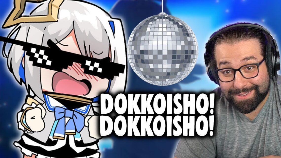 Dokkoisho! Dokkoisho! 1 Year Later かなたそのソーラン節を初めて聞いてその後・・・自然と口ずさんでしまうKoefficient氏!