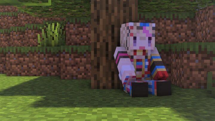 【マイクラ】ここであえての…Minecraft!! 【尾丸ポルカ/ホロライブ】