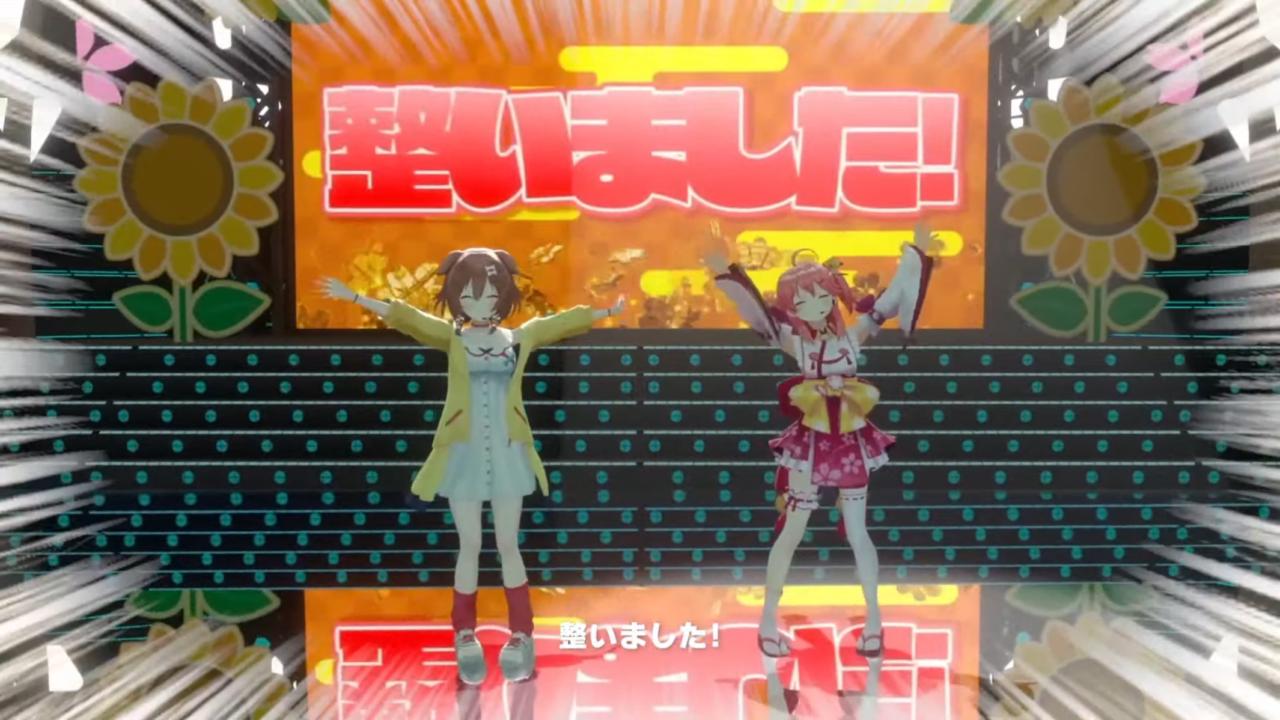 779074bf3c93f17c9785cf871c2dda6d 【 3DLIVE 】3rd Anniversary LIVE Shine more!!! 【#さくらみこ3周年LIVE】