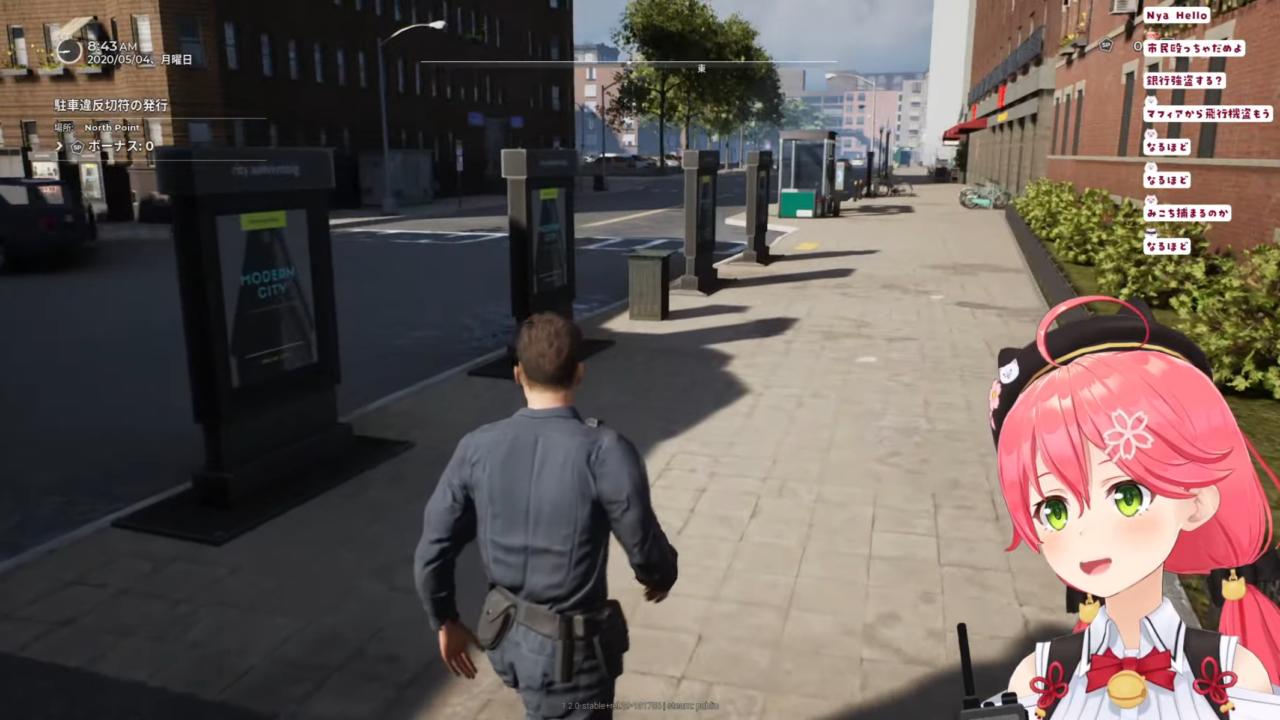 97a6fce869a9a2f52b25b11083c9ad52 【 Police Simulator】爆笑LMAOえりーと警察24時!!街の平和はみこに任せろにぇ!👮 Police Simulator: Patrol Officers【ホロライブ/さくらみこ】