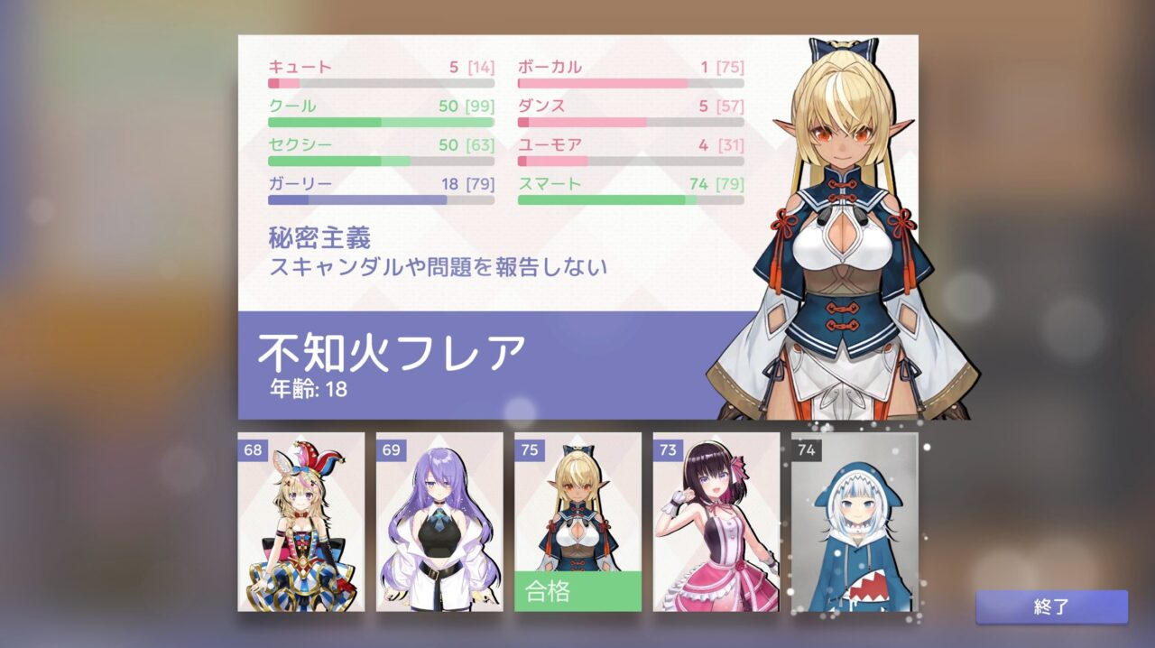 E8qPcTTVUAYjTdp アイドルマネージャーでホロライブを運営だ! I want to run a hololive with 【Idol Manager】