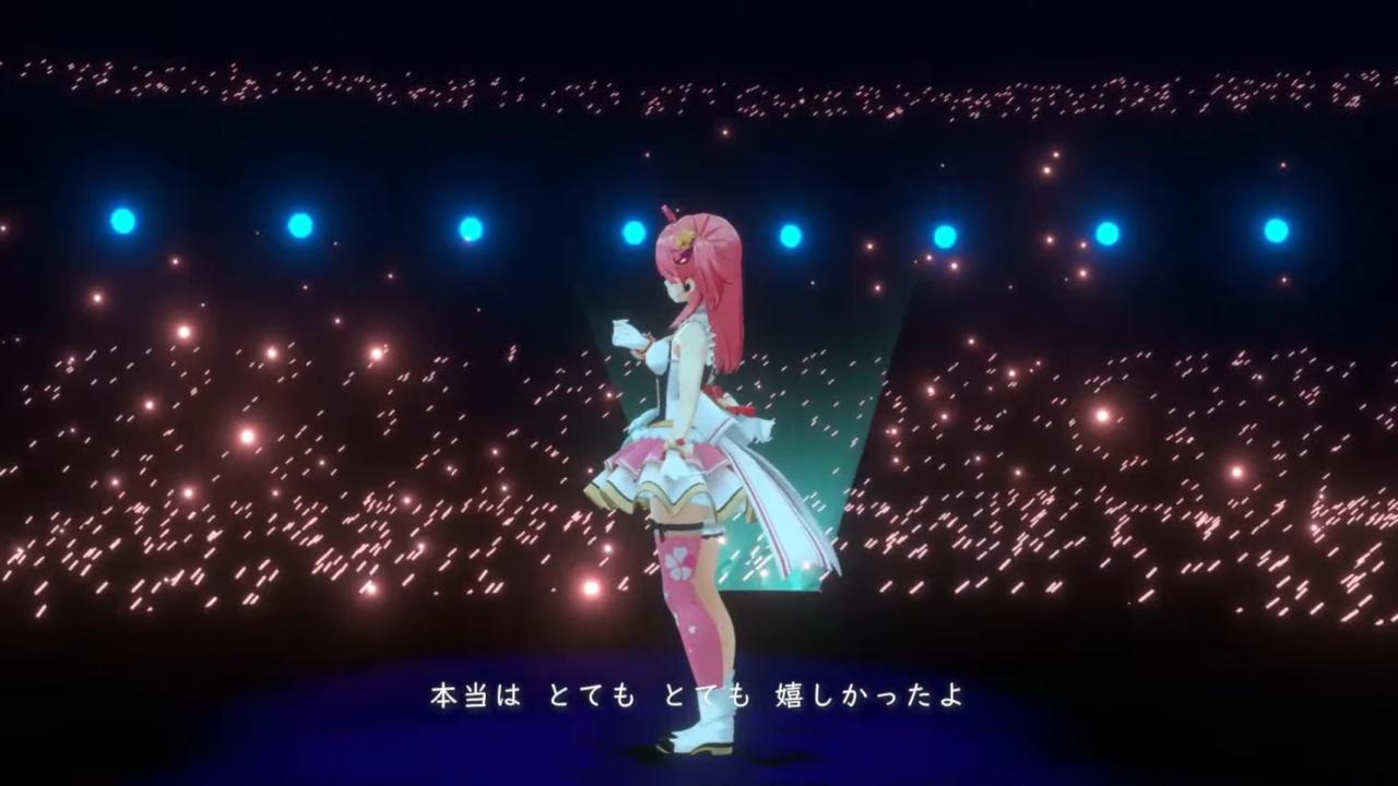 eea52657d640e81ac417434a04077be5 【 3DLIVE 】3rd Anniversary LIVE Shine more!!! 【#さくらみこ3周年LIVE】