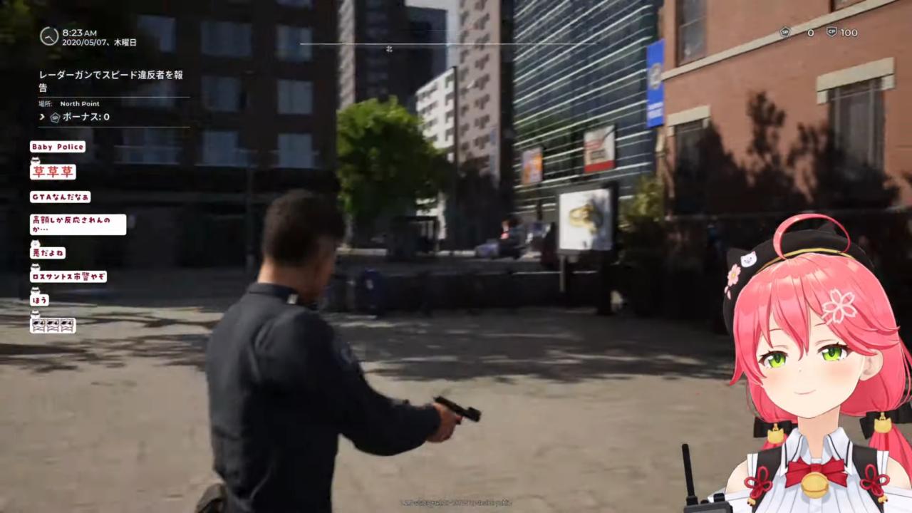 f6d892882a463c8eda5eda0d6d8de1ce 【 Police Simulator】爆笑LMAOえりーと警察24時!!街の平和はみこに任せろにぇ!👮 Police Simulator: Patrol Officers【ホロライブ/さくらみこ】