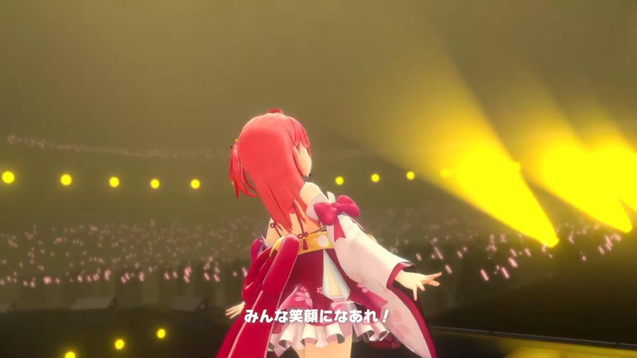 f7ed74395f05f88a6326d639a8022c22 【 3DLIVE 】3rd Anniversary LIVE Shine more!!! 【#さくらみこ3周年LIVE】