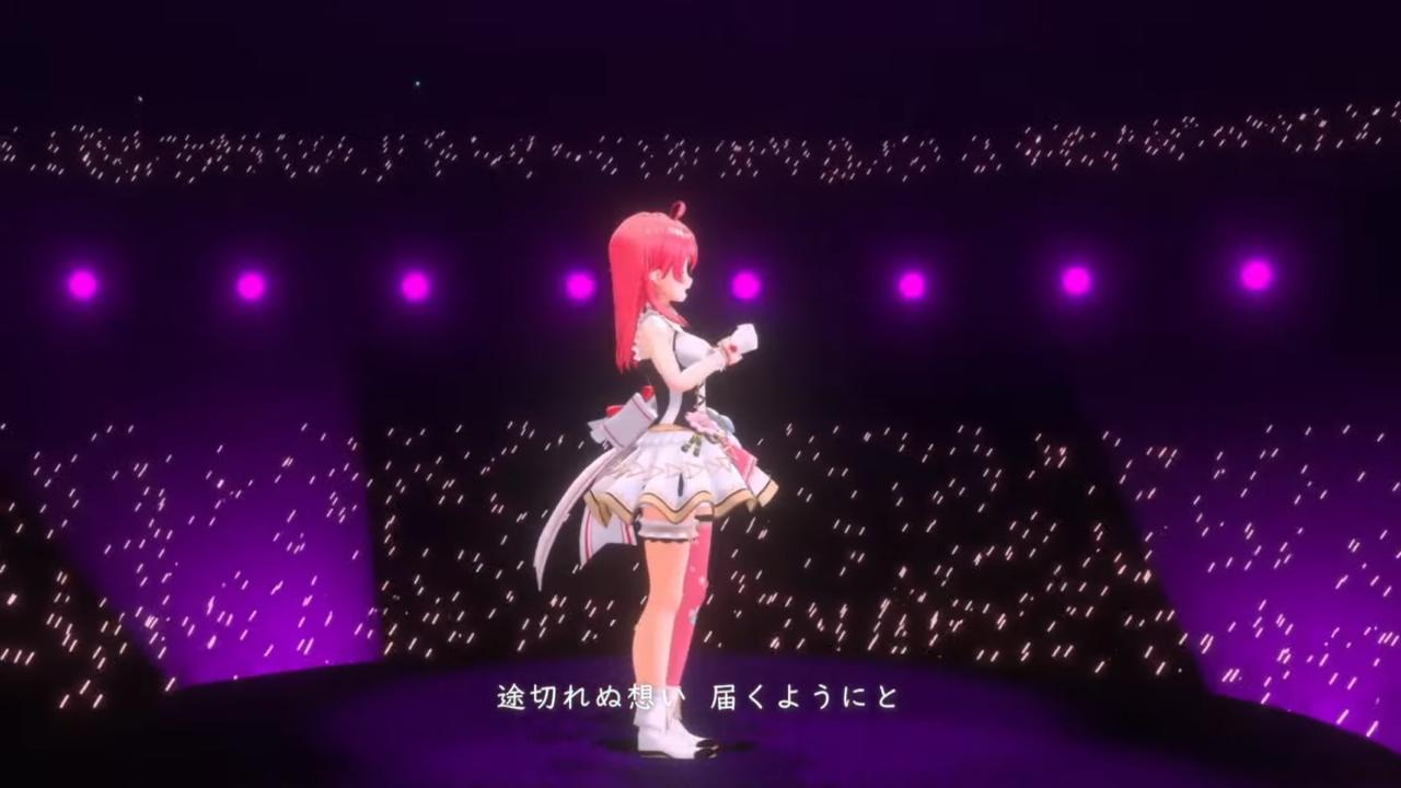f89c8b368c6ad76a87c8c4f58b2b5fea 【 3DLIVE 】3rd Anniversary LIVE Shine more!!! 【#さくらみこ3周年LIVE】