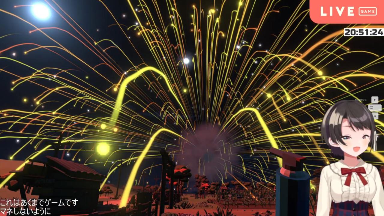 f944dcf31c9a7669fd6b06b37b8513c5 95dB超え!Over 95 decibels! Oozora X-plosion:大空スバル大爆発!!