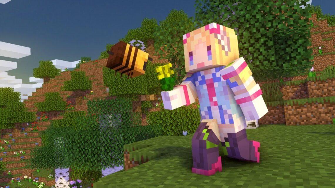 【Minecraft】マイクラ1年生!目指せ初エンドラ討伐に向けて【ホロライブ/アキロゼ】