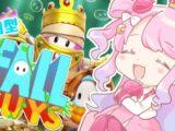 【 FALL GUYS 】SEASON5! カスタムマッチで遊ぼうなのら!🎶【#姫森ルーナ/ホロライブ】