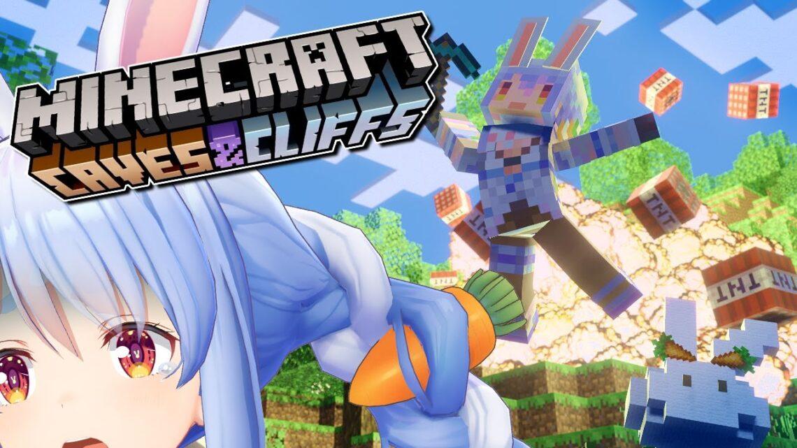 【Minecraft】久しぶりにホロ鯖満喫するぞ!!!!!ぺこ!【ホロライブ/兎田ぺこら】
