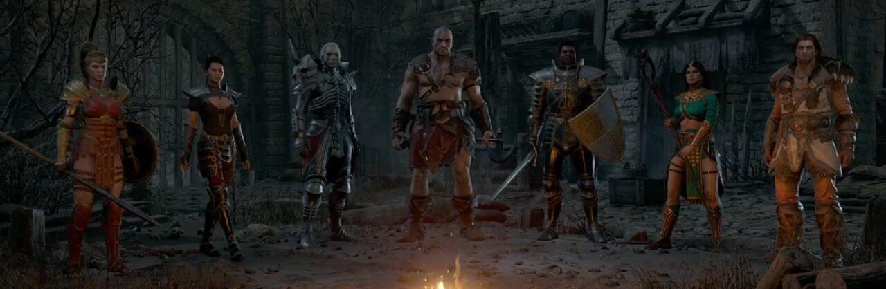 FAiR2IaUcAE9EK1 【Diablo II: Resurrected】ディアブロ II リザレクテッド、初プレイ!【雪花ラミィ/ホロライブ】