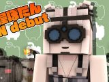 【Minecraft】麺屋ぼたん、ENサーバーに初上陸する回【獅白ぼたん/ホロライブ】